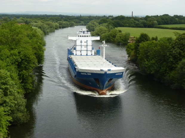 he Manchester Ship Canal. Credit: © Natural England/Ruth Critchley