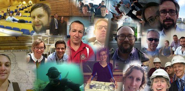 #defraselfies collage
