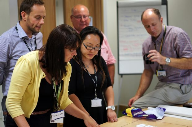 Staff in Defra Group working as a community of practice