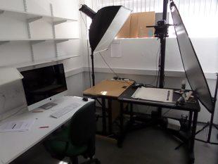 Digital camera and iMac