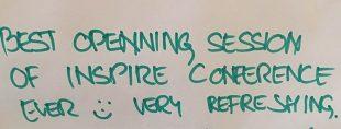 INSPIRE feedback