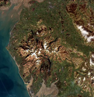 Analysis ready Sentinel 2 – March 2016 example Cumbria
