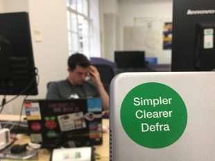 We are trying to make Defra simpler and clearer