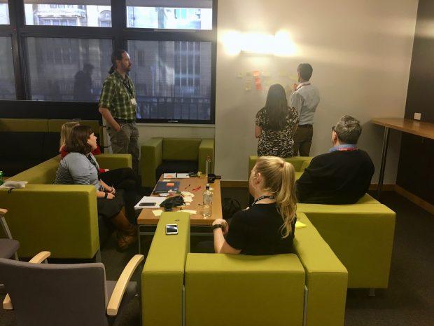 An agile enthusiasts meet-up