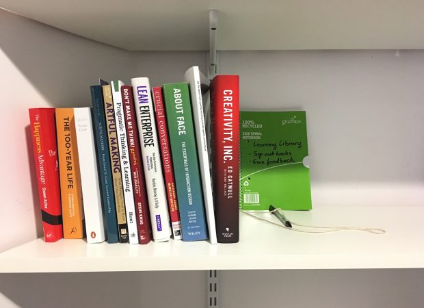 The agile enthusiasts library