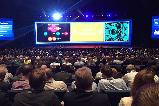 Gartner symposium image
