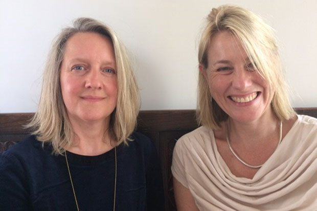 Harriet Green and Myra Hunt - Chief Digital Officers