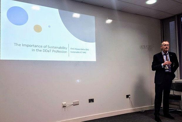 Importance of sustainability presentation
