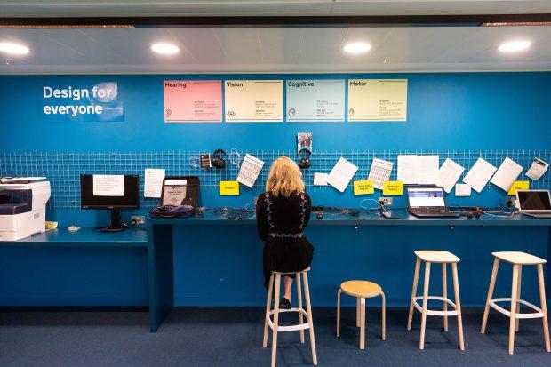 GDS accessibility empathy lab